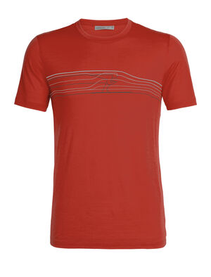 Tech Lite Short Sleeve Crewe Ski Racer