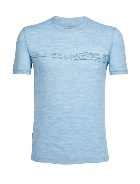 Tech Lite Short Sleeve Crewe Waterline