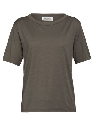 Merino Tech Lite Laid-Back Short Sleeve Crewe Tee
