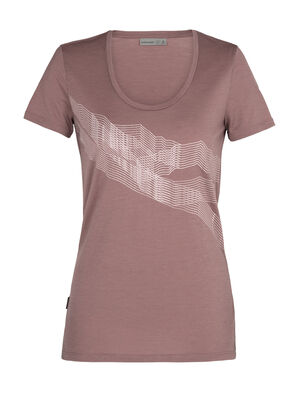 Merino Tech Lite Short Sleeve Scoop Neck T-Shirt St Anton