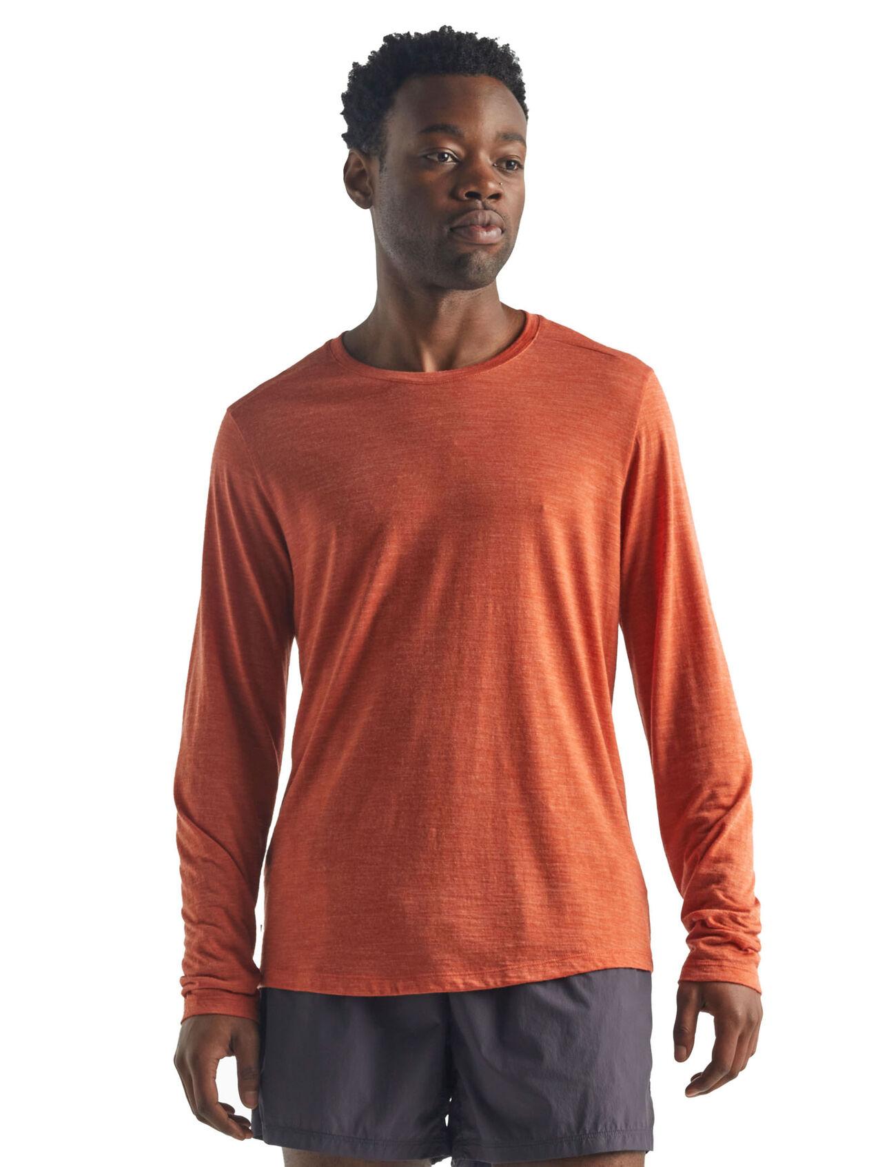 Cool-Lite™ Sphere långärmad t-shirt med rund halsringning