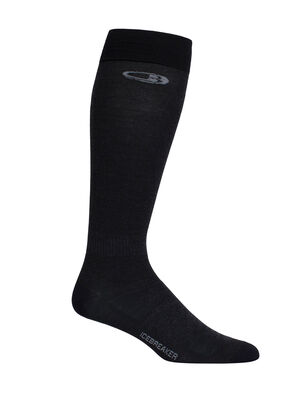 Mens Merino Snow Liner Over the Calf Socks Technical liner socks ideal for pairing with a heavier sock in cold conditions, our Snow Liner Over the Calf socks feature a durable, stretchy, and highly breathable merino blend.