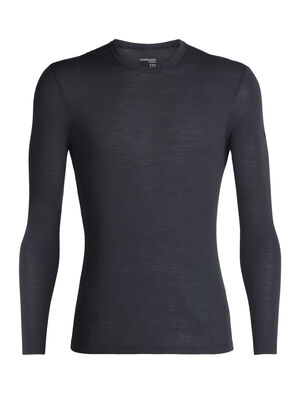 Mens 175 Everyday Long Sleeve Crewe A classic, all-purpose men's base layer T-shirt made with soft and breathable 100% merino wool fabric, the 175 Everyday Long Sleeve Crewe is as versatile as it is comfortable.