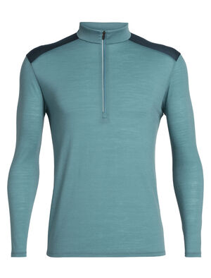 Amplify Long Sleeve Half Zip