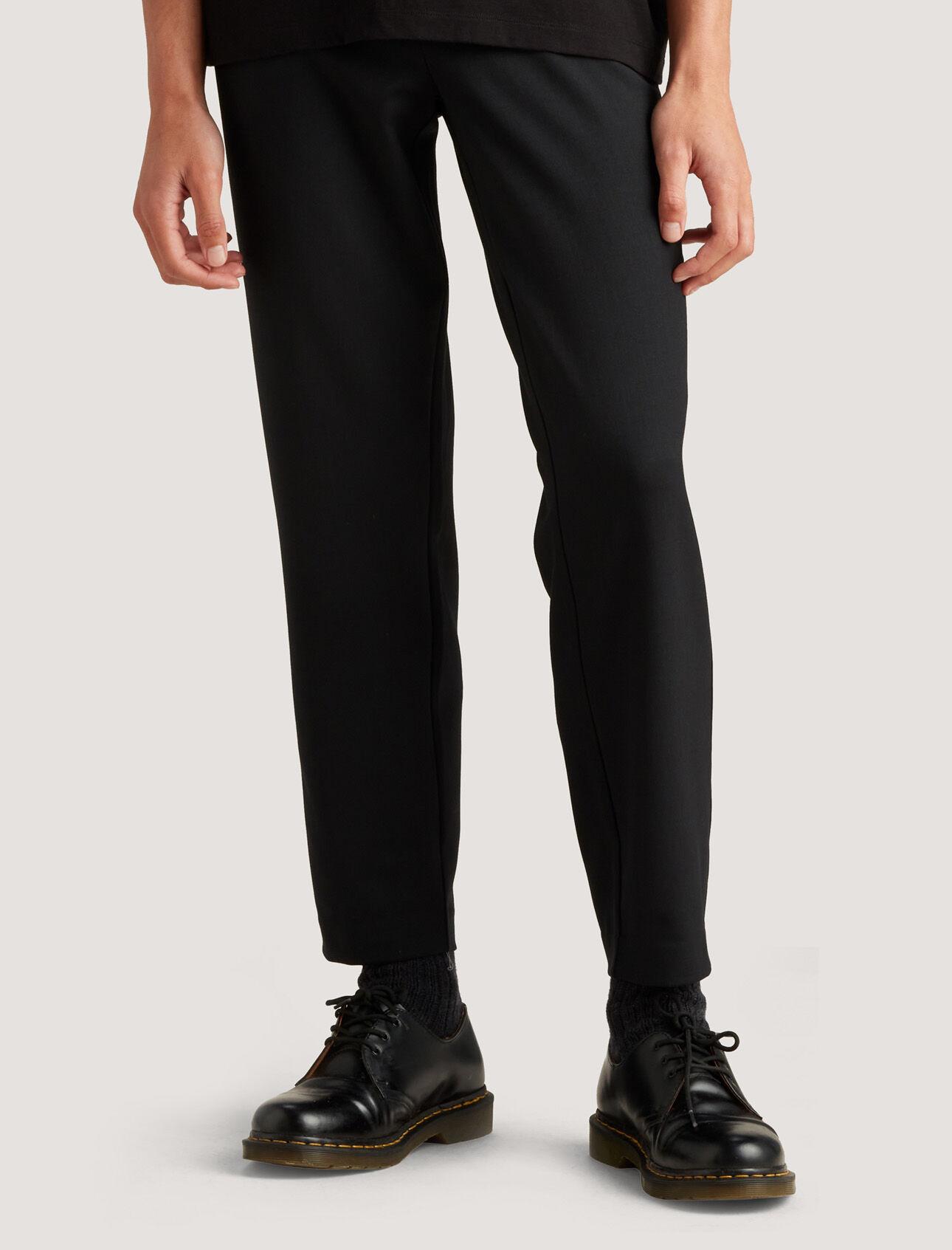 icebreaker城市系列美丽诺羊毛弹力裤