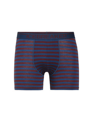 Mens Merino Anatomica Boxers Classic boxer briefs made with a stretchy slim fit and our corespun fabric, the Anatomica Boxers are supportive and comfortable for daily life and active pursuits.