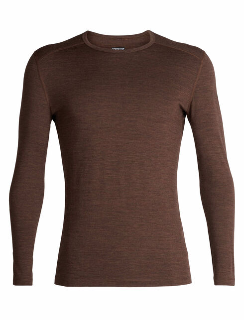 Men's 200 Oasis Long Sleeve Crewe