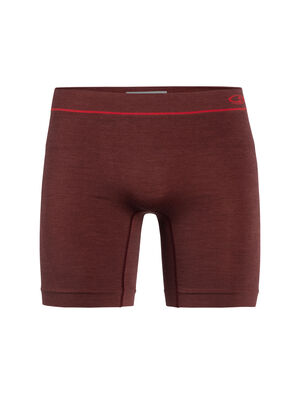 Mens Cool-Lite™ Merino Anatomica Seamless Long Boxers  Ultra-comfortable underwear for everyday performance and active days, the slim-fit Anatomica Seamless Long Boxers feature a seam-free construction and durable, breathable merino wool blend.