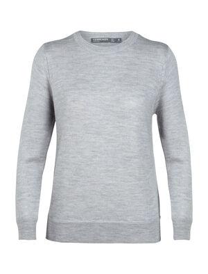 女款 Muster圆领针织衫 Muster圆领针织衫采用100%美丽诺羊毛,透气柔软且防臭,是一款专为日常生活设计的女款美丽诺羊毛针织衫,舒适有型。