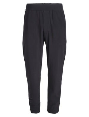 Mens 旅 TABI RealFLEECE® Wide Tapered Pants A relaxed men's merino track pant designed by Japanese apparel house GOLDWIN and made with our RealFleece® merino wool fabric that's breathable, comfortable and odor-resistant, the RealFleece Wide Tapered Pant is perfect for weekend down-time.