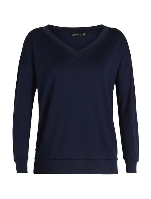 Women's 旅 TABI Deice Long Sleeve V