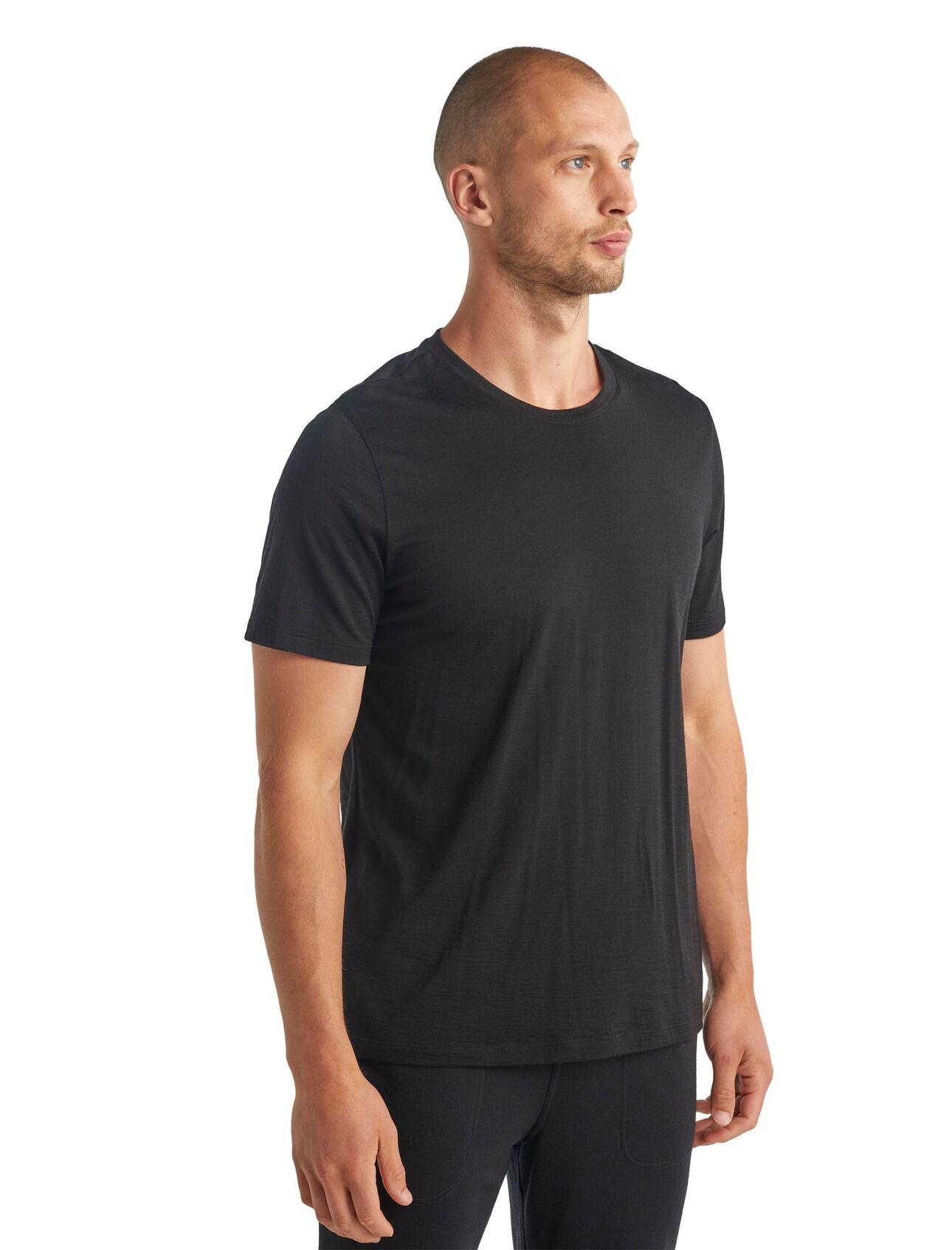 T-shirt manches courtes col rond Tech Lite