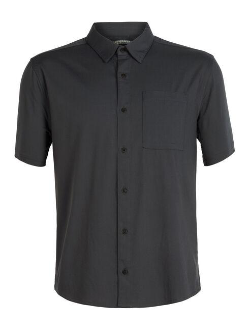 Cool-Lite™ Compass短袖衬衫