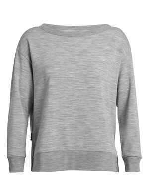 旅 TABI RealFLEECE® Long Sleeve Crewe