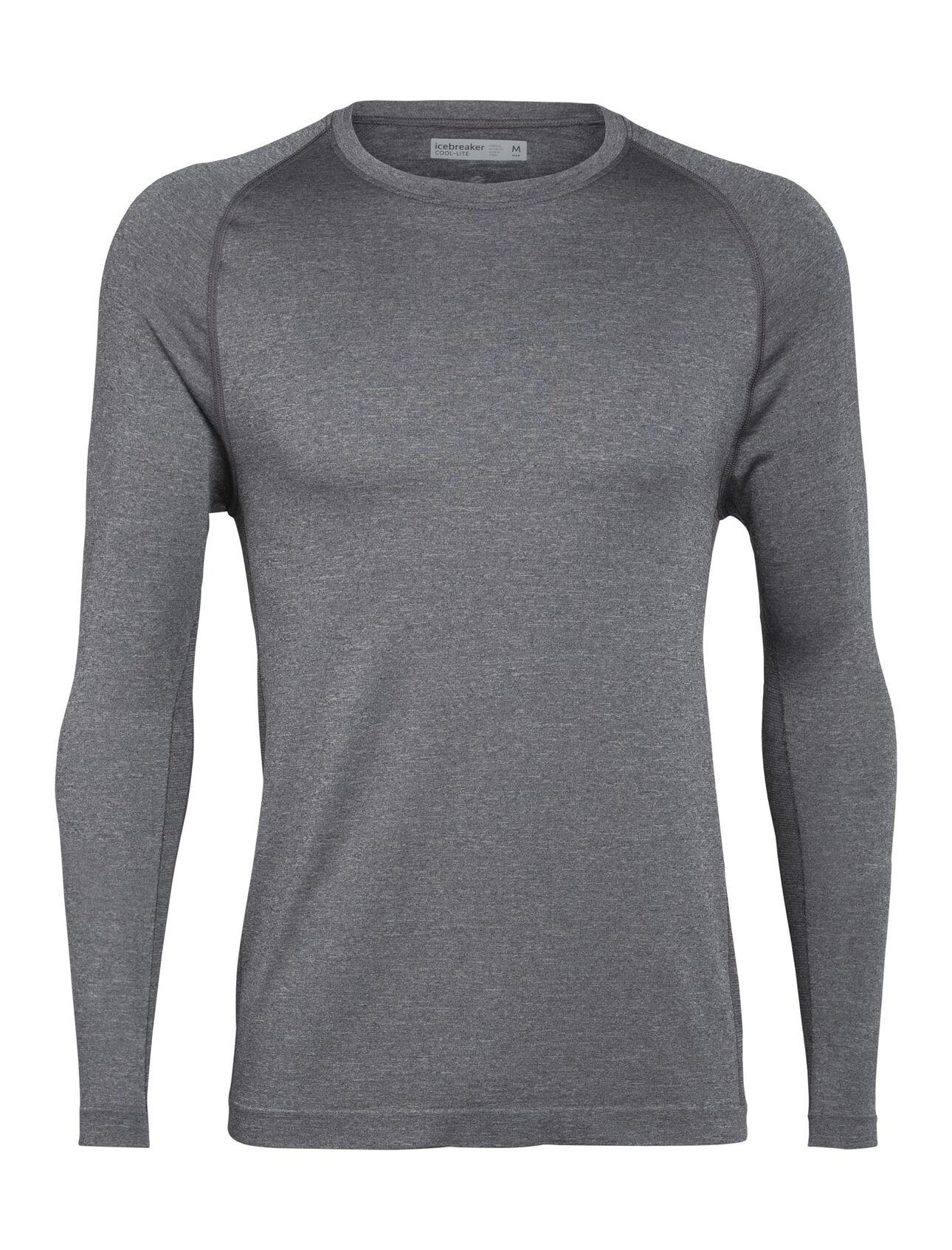 Cool-Lite™ Merino Motion Seamless Langarmshirt