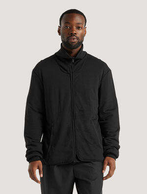 MerinoLoft™ Long Sleeve Zip Jacket