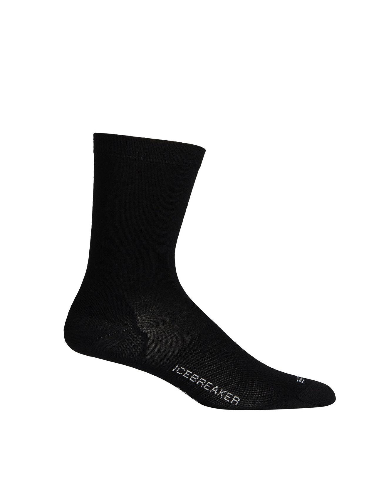 Cool-Lite™ Merino Lifestyle Crew Socks