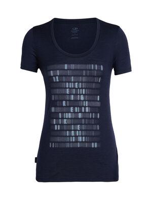 Tech Lite短袖低圆领上衣(Sequence)