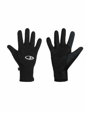 男女通用 Quantum手套 Quantum手套是一款蕴含高科技、质地轻盈、有弹性,指尖采用触屏感应技术的美丽诺羊毛手套,是冬天徒步、跑步或叠搭其他手套的理想选择。