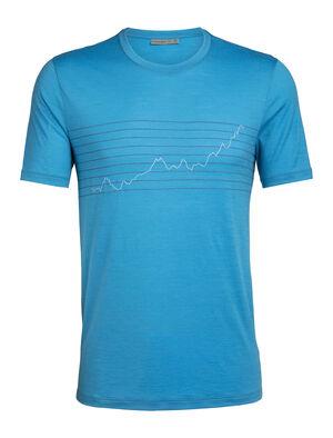 Merino Tech Lite Short Sleeve Crewe T-Shirt Global Heat Index