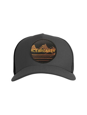 Unisex Cool-Lite™ Merino icebreaker Graphic Hat  A sleek and comfortable merino wool ballcap, the icebreaker Graphic Hat is an everyday hat with the breathable and odor-resistant performance of merino.