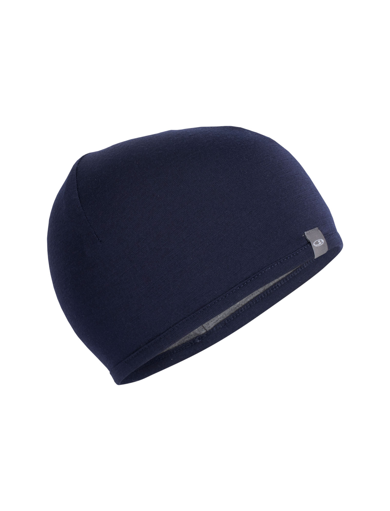 Black Icebreaker Merino Zone Beanie Cold Weather Hats One Size