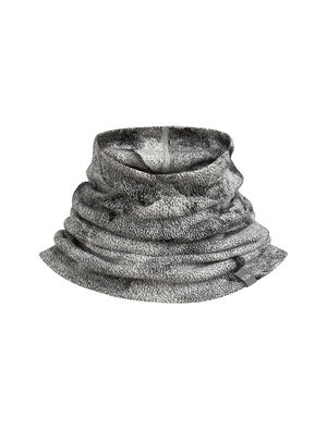 Unisex Merino Apex Chute IB Glacier  Versatile headwear that functions as a beanie, headband, facemask, or neck gaiter, our Apex Chute IB Glacier is a double-layer winter version of our best-selling Flexi Chute, made with 100% merino wool.