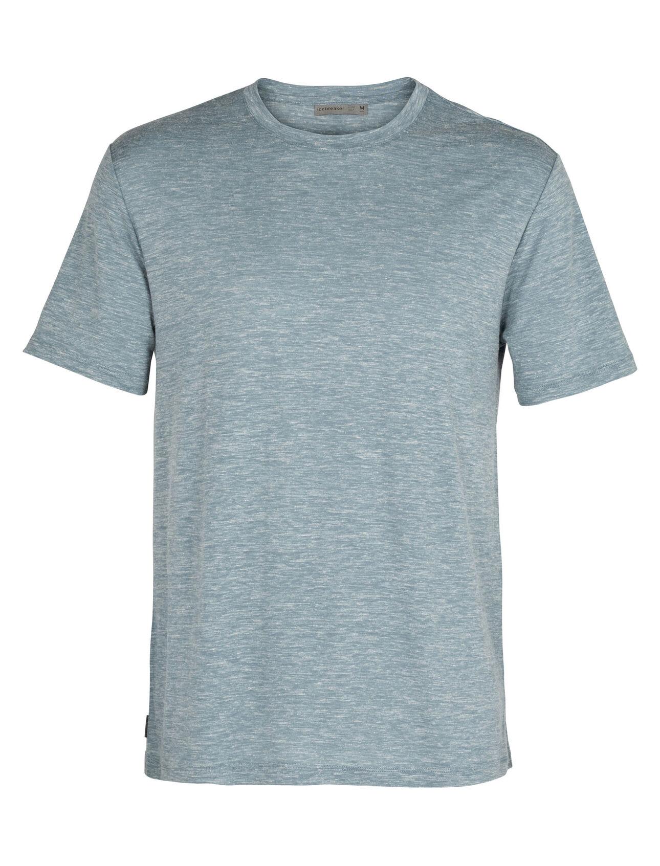 Merino Dowlas Short Sleeve Crewe T-Shirt