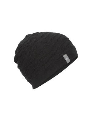 Unisex Merino Balsam Beanie  Made with a soft, toasty blend of natural merino wool and organic cotton, the Balsam Beanie provides sustainable warmth for any cold day outside.