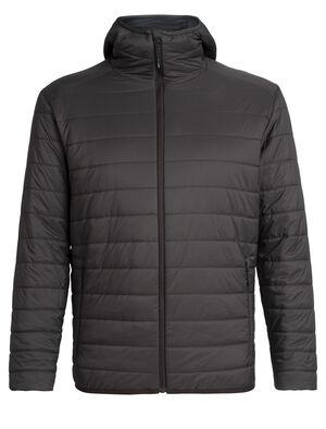 Homme MerinoLOFT™ Hyperia Hooded Jacket Couche isolante technique à capuche conçue pour l'escalade, le ski et dautres aventures en montagne, quand vous avez besoin de vêtements chauds, légers et peu encombrants, l'Hyperia Hooded Jacket est un élément essentiel de votre équipement.