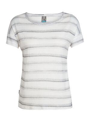 Cool-Lite™美丽诺羊毛Via短袖低圆领T恤