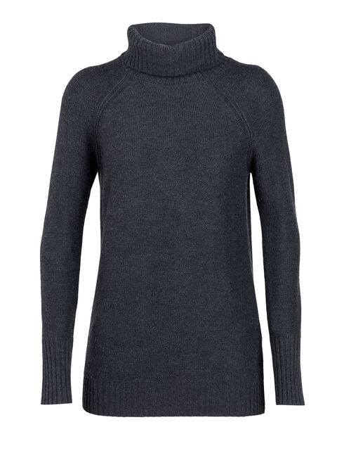 Women's Waypoint Roll Neck Sweater