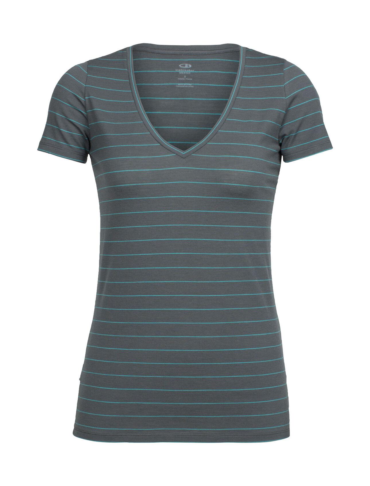 Icebreaker Damen T-Shirt Tech Lite Ss V