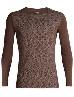 200 Oasis高级插肩长袖圆领上衣(Fall Line)