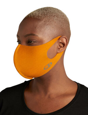 Unisex Merino Face Mask Our merino face masks are designed for optimal coverage and comfort and feel super soft all day next to your skin.*  Our team has come together to design a mask to provide all-day comfort, and give back to local communities around the world fighting the coronavirus spread. For every mask purchased we'll be donating to the GlobalGiving Coronavirus Relief Fund.  *Not for medical use. Due to health and hygiene reasons, face masks are unable to be returned or exchanged.