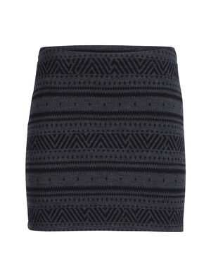 Vertex Skirt Icon Fairisle