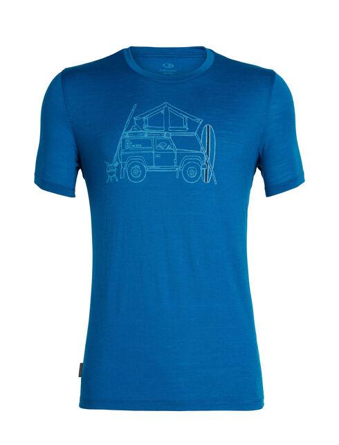 Tech Lite短袖圆领上衣(Surfspot Camper)