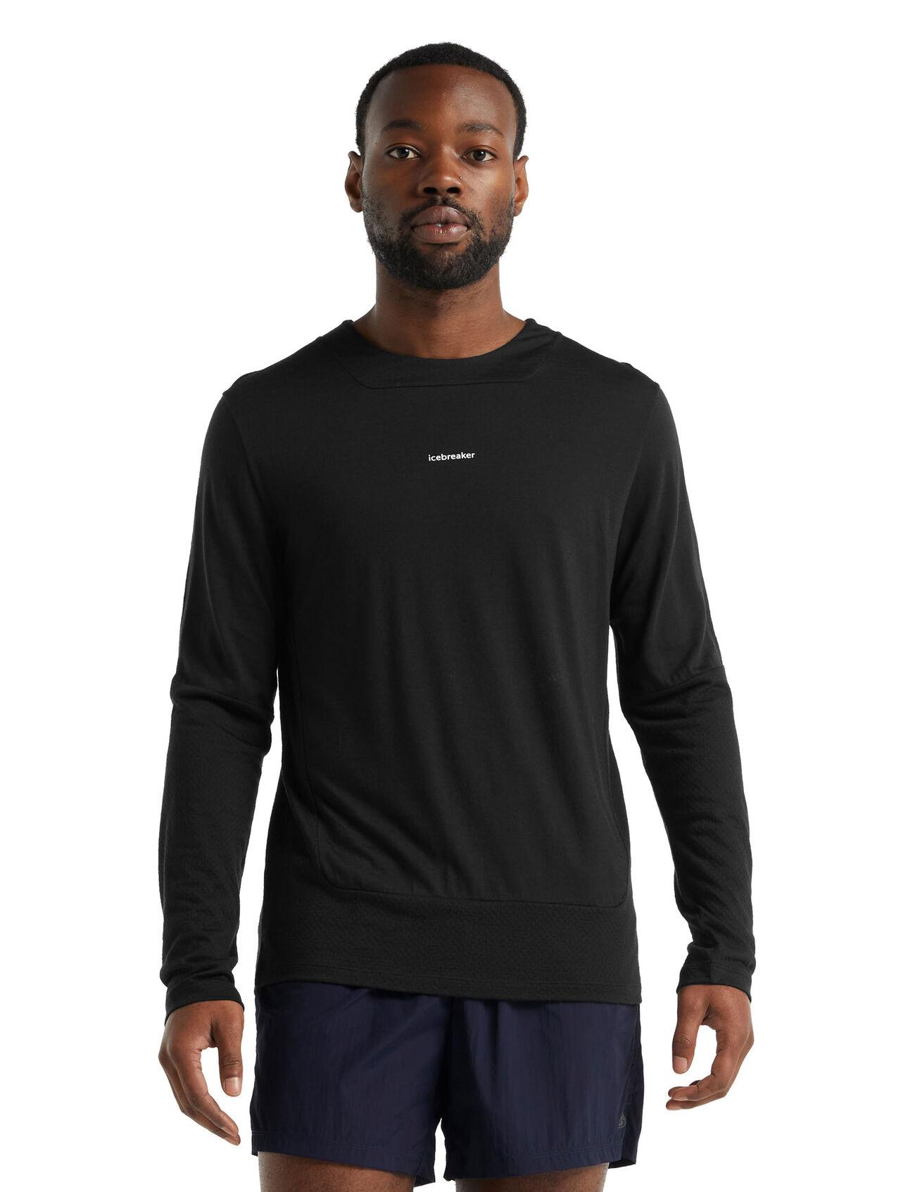 ZoneKnit™美丽诺羊毛长袖T恤