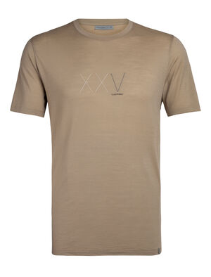 Nature Dye Merino Tech Lite Short Sleeve Crewe T-Shirt Anniversary XXV