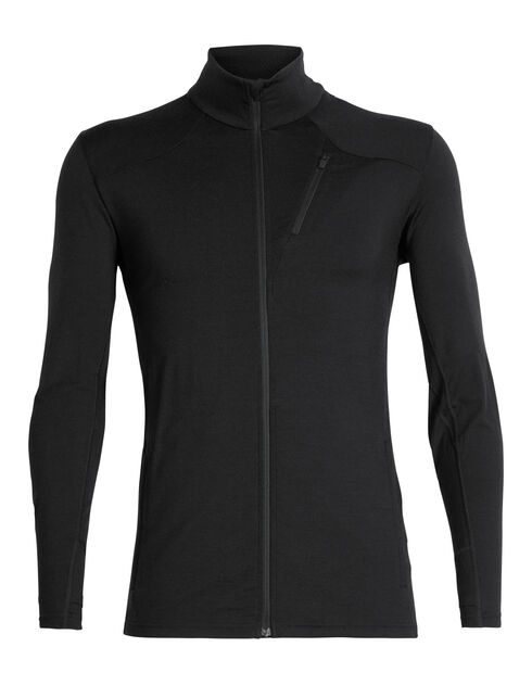 Fluid Zone Long Sleeve Zip
