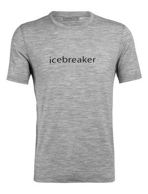 Ras du cou à Tech Lite icebreaker Wordmark
