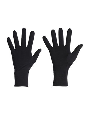 Unisex 260 Tech Glove Liners The 260 Tech Glove Liners in midweight 260gm merino-blend fabric feature touchscreen-compatible tips on the thumb and index finger.