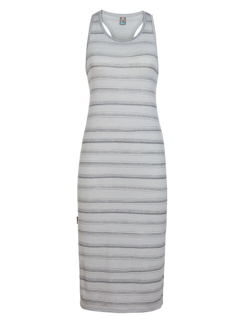 Cool-Lite™ Yanni背心中长裙