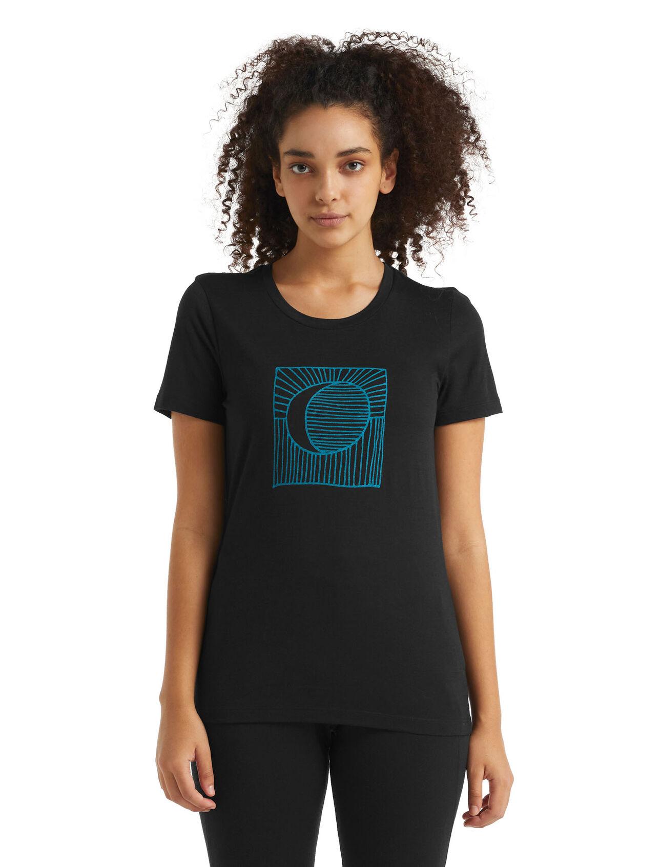 Merino Tech Lite II Short Sleeve T-Shirt Nature's Orb