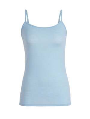 Womens Siren Cami A soft and stretchy women's top made with our corespun merino wool blend fabric for durable comfort, the Siren Cami features a feminine scoop neck and adjustable straps for sleek everyday layering.