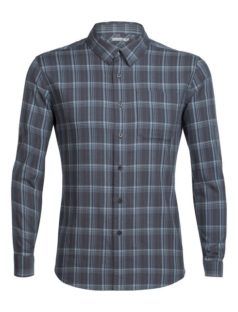 Cool-Lite Compass Flannel Long Sleeve Shirt