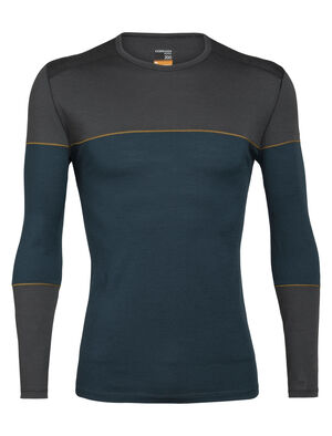 Merino 200 Oasis Deluxe Long Sleeve Crewe Thermal Top