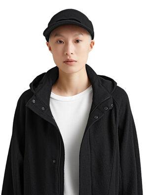 icebreaker x Goldwin合作款美丽诺羊毛棒球帽