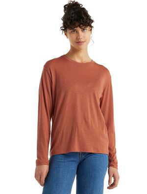 Merino Granary Long Sleeve T-Shirt
