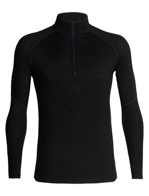 BodyfitZone™ Merino 150 Zone Long Sleeve Half Zip Thermal Top